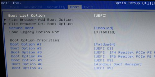 UEFI instalacia Windows 8 problem